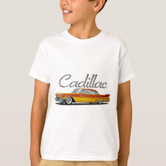 Caddy Custom Sunrise T-Shirt