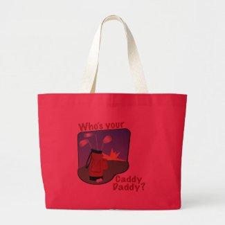 Caddy Daddy Golfer Gift bag