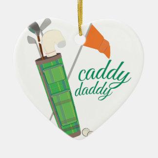 Caddy Daddy Ornaments