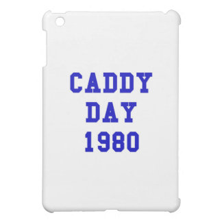 Caddy Day 1980 Cover For The iPad Mini