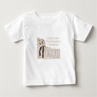 Caddy Day Tournament Champion Baby T-Shirt