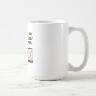 Caddy Day Tournament Champion Classic White Coffee Mug