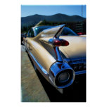 Caddy Fin Poster