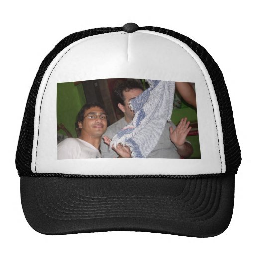 Cade the Security? Trucker Hat
