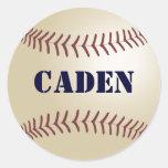Caden Baseball Sticker / Seal