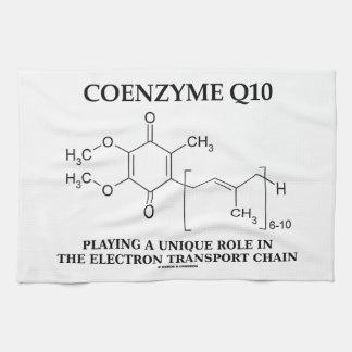 Cadena de transporte única del electrón del papel toallas de cocina