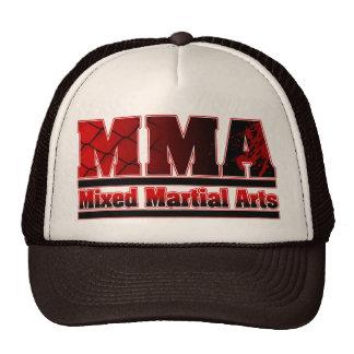 Cadena mezclada y sangre de los artes marciales de gorros