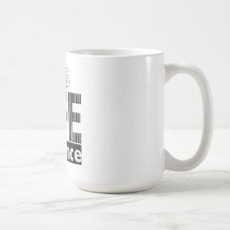 Cadena perpetua taza clásica