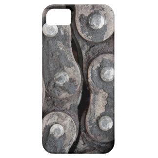 Cadenas aceitosas iPhone 5 cárcasas