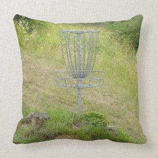 Cadenas de una cesta del golf del disco almohadas