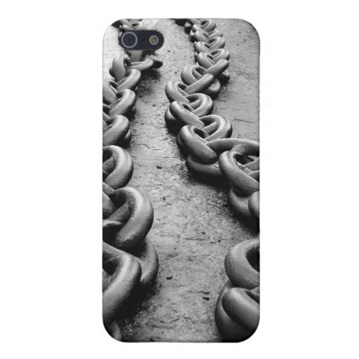 Cadenas iPhone 5 Carcasa