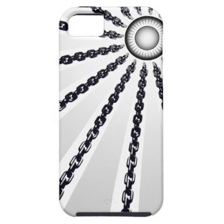 Cadenas ligeras iPhone 5 carcasas