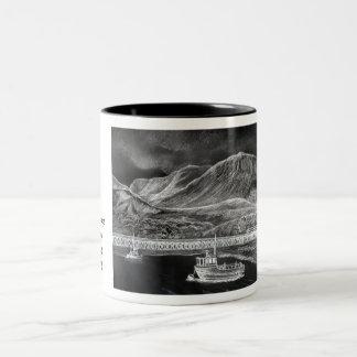 Cader Idris from Barmouth mug