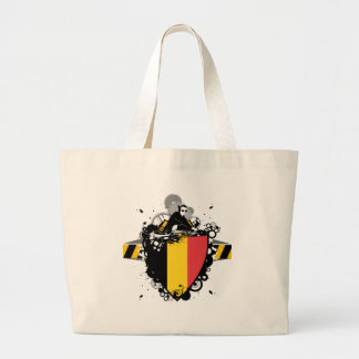 Cadera Bélgica Bolsa Tela Grande