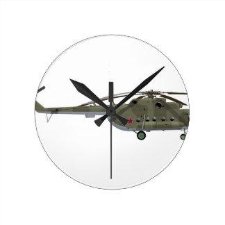 Cadera de la milipulgada Mi-8 Reloj