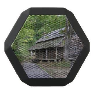 Cades Cove Cabin Black Bluetooth Speaker