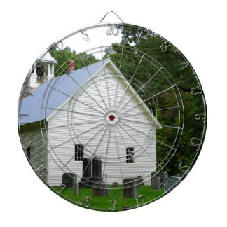 Cades Cove Chapel Dart Board
