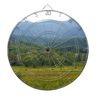 Cades Cove Dart Board