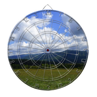 Cades Cove Dartboard