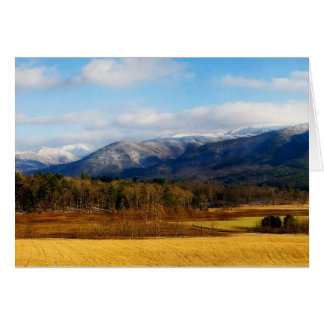 Cades Cove Great Smoky Mountains Notecard Stationery Note Card