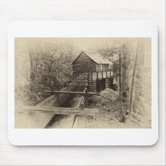 Cades Cove Grist Mill Mouse Pad