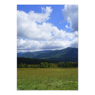 Cades Cove Magnetic Card