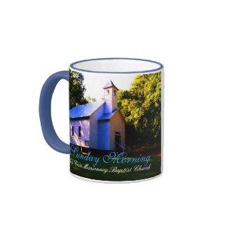 Cades Cove Missionary Baptist Church Coffee Mugs
