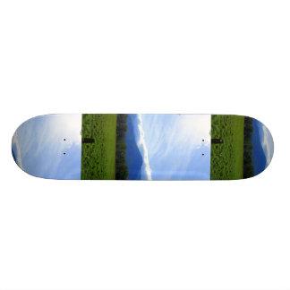 Cades Cove Morning Skateboard