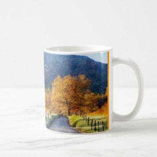 Cades Cove - Path of Life Coffee Mug