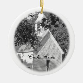 Cades Cove Primitive Baptist Church Ornament