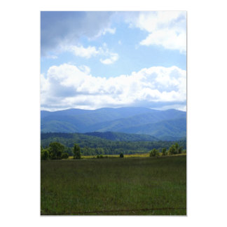 Cades Cove Sky Magnetic Card