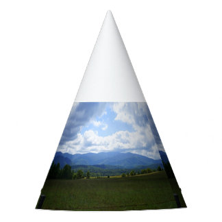 Cades Cove Sky Party Hat