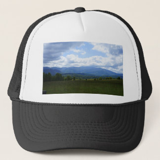 Cades Cove Sky Trucker Hat