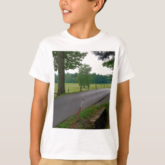 Cades Cove The Great Smoky Mountains T-Shirt