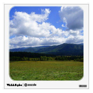 Cades Cove Wall Decal