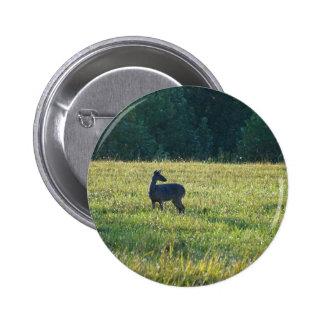 Cades Deer Pinback Button
