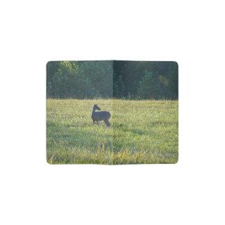 Cades Deer Pocket Moleskine Notebook