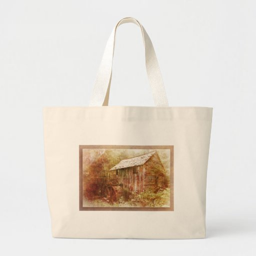 Cade's Grist Mill Tote Bag