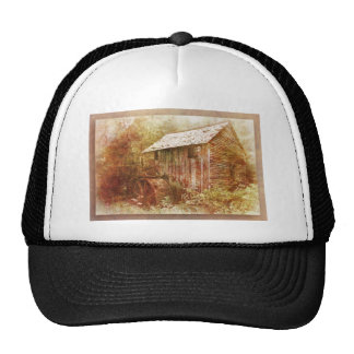 Cade's Grist Mill Trucker Hat