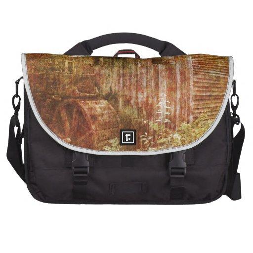 Cade's Grist Mill Laptop Computer Bag