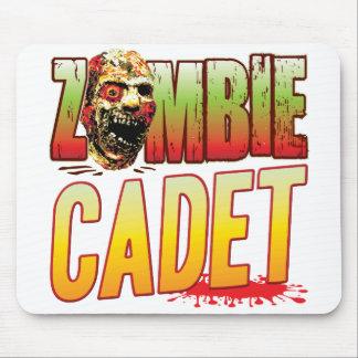 Cadet Zombie Head Mouse Pad