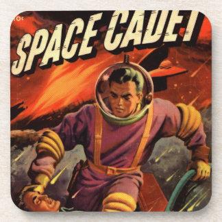 Cadete del espacio posavaso