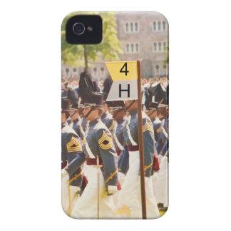 Cadetes de West Point adaptables iPhone 4 Protectores