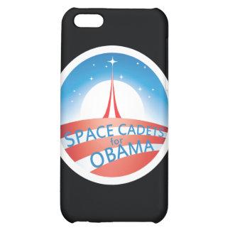 Cadetes del espacio para el caso del iPhone de Oba