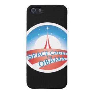 Cadetes del espacio para el caso del iPhone de Oba iPhone 5 Carcasa