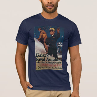 Cadets for Naval Aviation T-Shirt