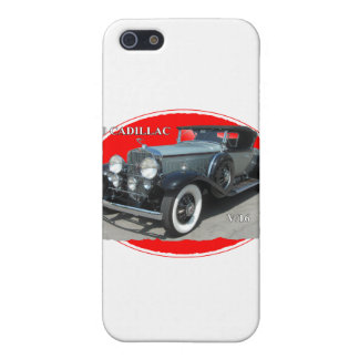 CADILLAC 1930 V/16 iPhone 5 CASES