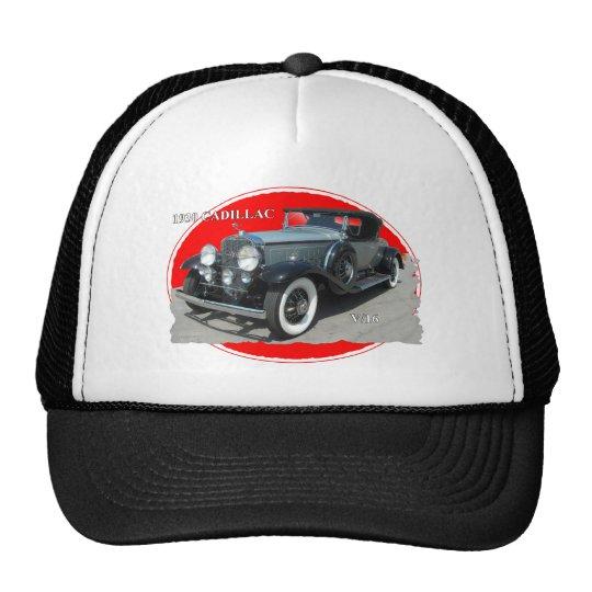 CADILLAC 1930 V/16 TRUCKER HAT