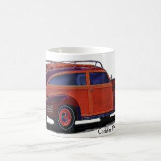 Cadillac 1941 Station Wagon / Woody Coffee Mug