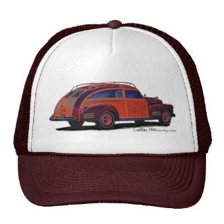 Cadillac 1941 Station Wagon / Woody Trucker Hat